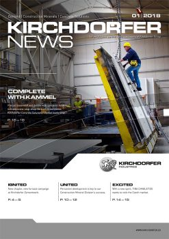 New Edition of the Kirchdorfer News 1/2018