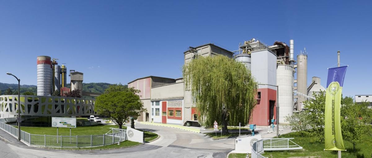 Kirchdorfer Industries - Sparte Zement