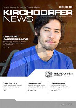 Kirchdorfer News 2/2016