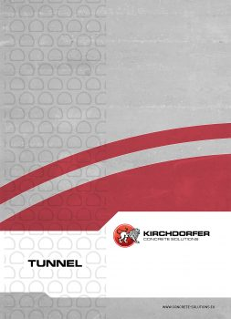 Produktfolder Tunnel