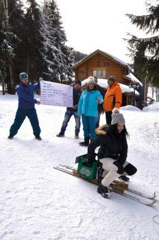Teambuilding in den Karpaten