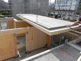 XC®Holz-Beton-Verbund Fertigteile