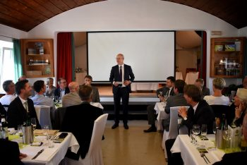 Festrede Antoine Duclaux, Vorsitzender des Aufsichtsrats