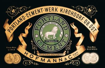 Portland-Cementwerk Kirchdorf, Hofmann & CompLogo Portland-Cementwerk Kirchdorf, Hofmann & Comp