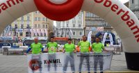 Linz Donau Marathon am 14. April 2019