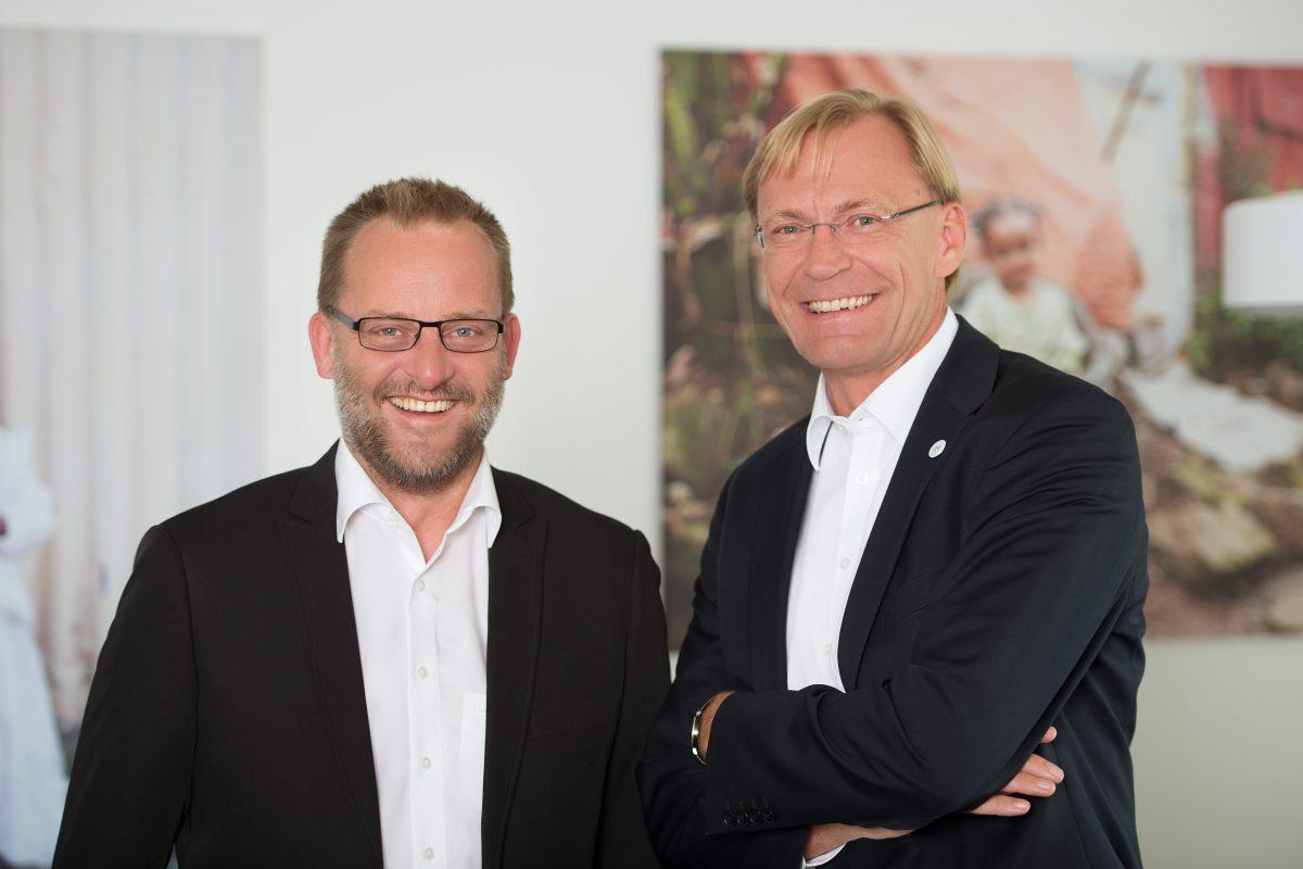Das neue Maba FTI-Führungsduo: Christian Nageler und DI Gunter Rath
