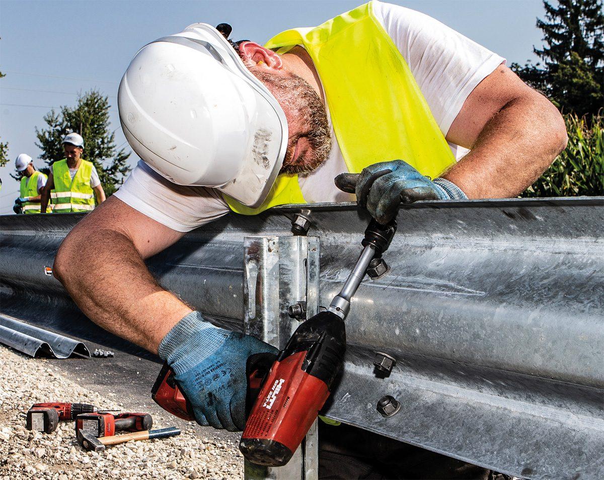 """Der neue Standard heißt """"supermodular"""". Weniger Bauteile für weniger Komplexität – ohne Einschränkung in Sachen Sicherheit. Abdruck honorarfrei bei Nennung: © Postl/DELTABLOC®"""