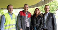 Südamerikanisches Flair im Kirchdorfer Zementwerk