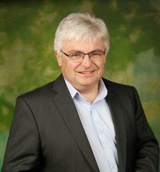 Bürgermeister von Grafendorf Johann Handler