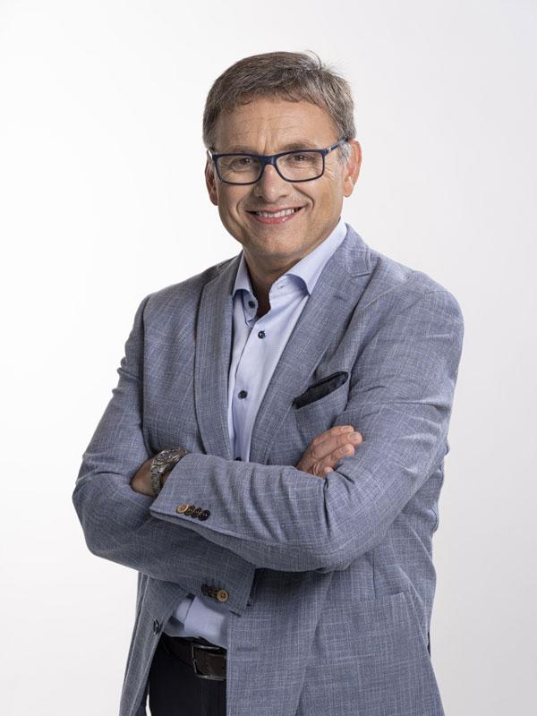 Dipl.-Ing. (FH) Franz Buschmüller, Geschäftsführer der MABA Fertigteilindustrie GmbH