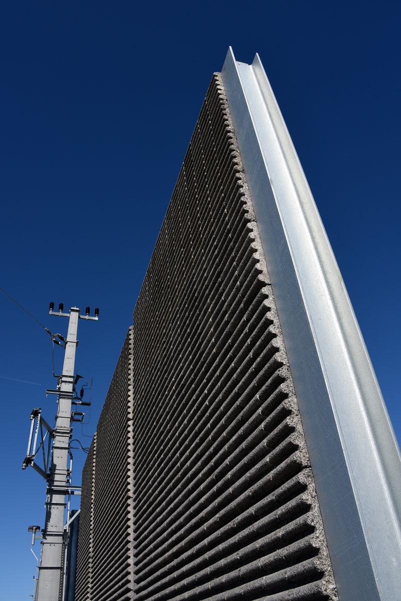 MABA-Lärmschutzverbauung