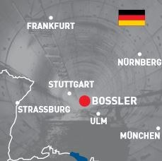 Jahrhundertprojekt Bosslertunnel